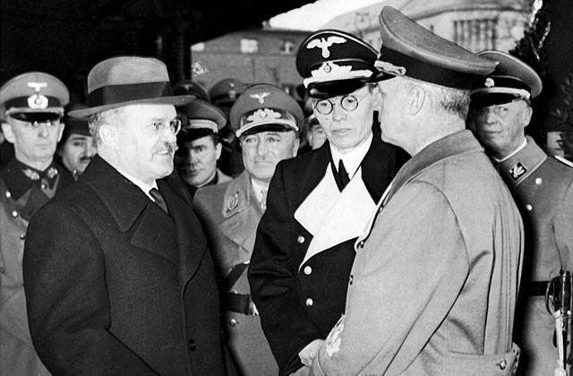 Секретные переговоры СССР и Германии в разгар войны, что это было