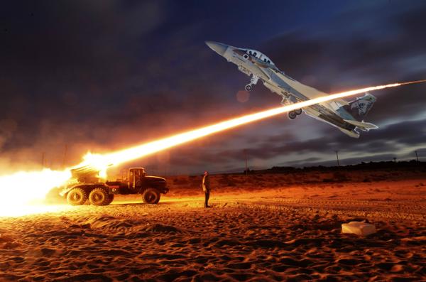 Как смекалка советских военных помогла два звена F-4 «Phantom II» от позиций ПВО отогнать