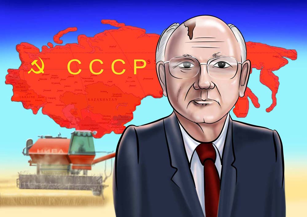 """Горбачев воплощал все, что было хорошего в коммунизме (""""iDNES.cz"""", Чехия)"""