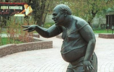 В Москве украли памятник акт…
