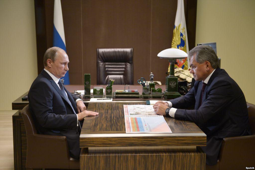 Путин поручил начать вывод основных сил РФ из Сирии