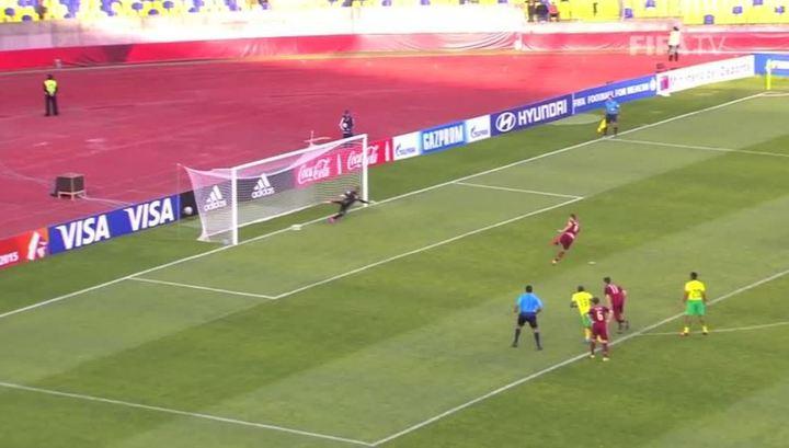 Супергол с центра поля: Россия удивляет на чемпионате мира по футболу