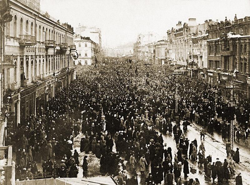 Февраль 1917 — неизвестные факты