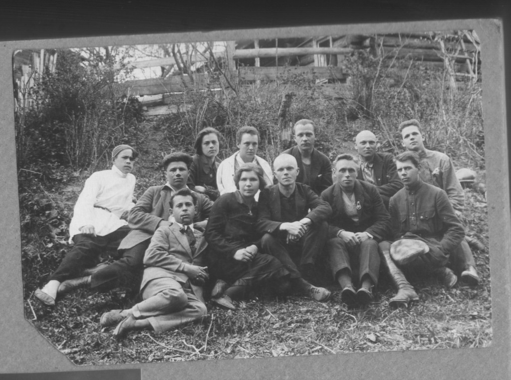 1931 в с. Красное