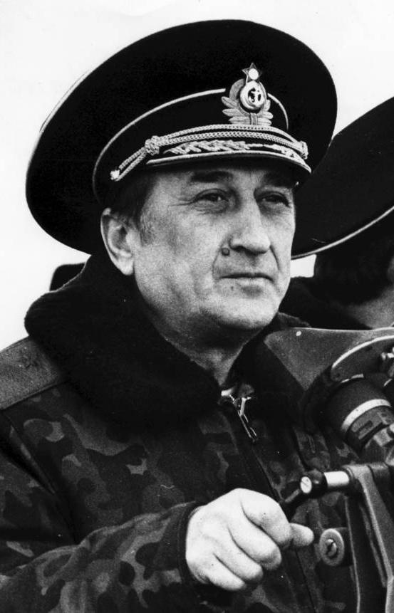 Настоящий командир черных беретов. Помним