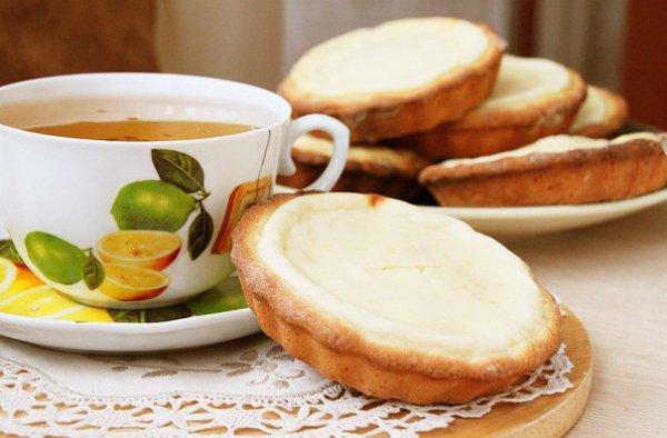Подавай ватрушки с чаем