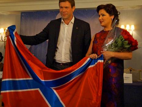 Анна Нетребко: «Я всего лишь помогла Донецкому театру, а меня обвинили в финансировании боевиков!»
