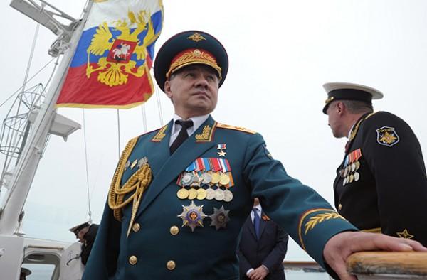 Шойгу навел порядок на Балтике
