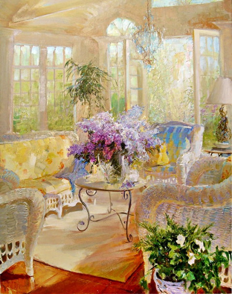 красивые картины с букетами цветов