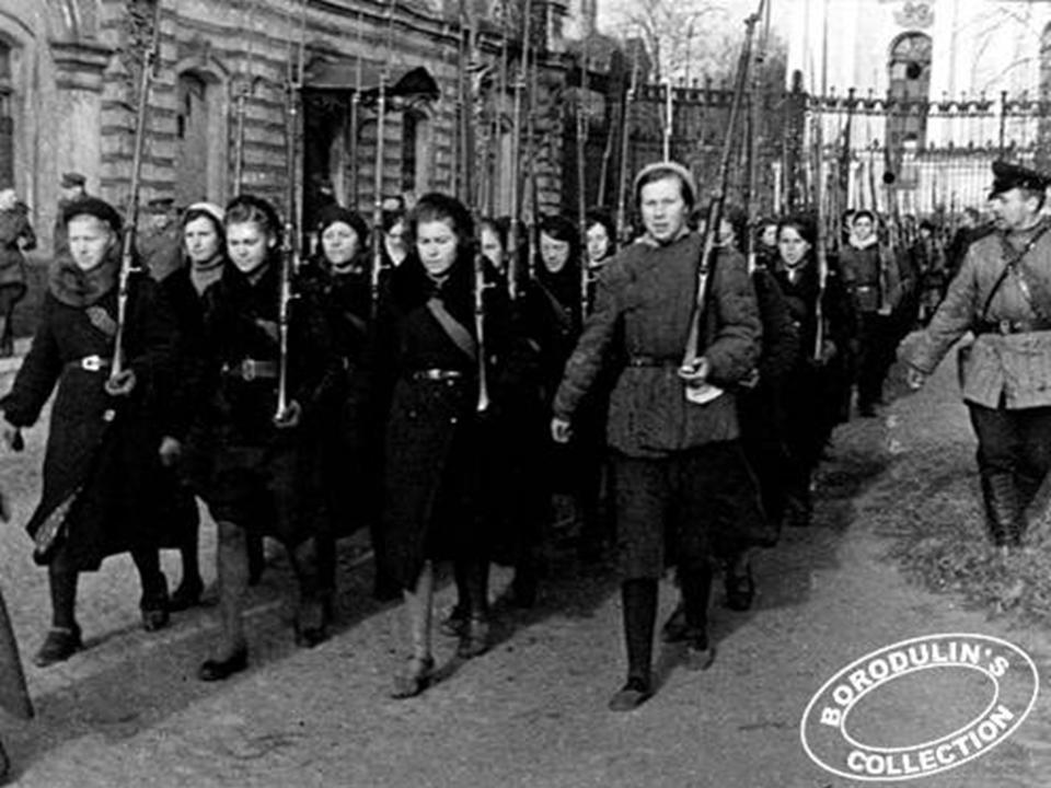Непридуманные рассказы о Войне - Женщины на войне/Сотрудницы библиотеки, работавшие на строительстве оборонительных укреплений п