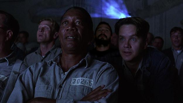 shawshank redemption Watch full movie the shawshank redemption, 1997 online free genre: crime | drama tagline: fear can hold you prisoner hope can.