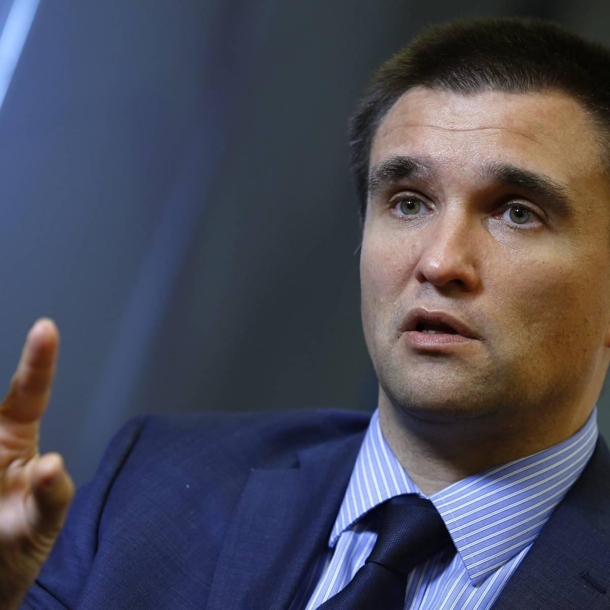"""Климкин стращает ЕС """"Северны…"""