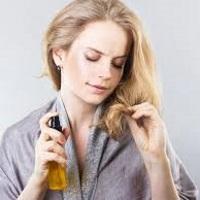 Как приготовить домашний спрей для волос?