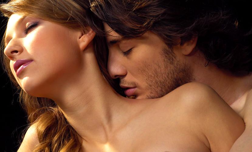 Как сделать парню приятно прикосновения и поцелуями