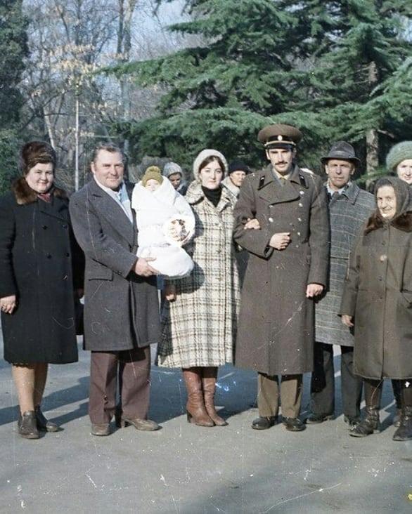 Простые жители нашей страны (СССР)