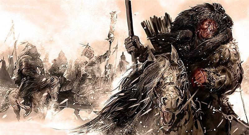 Чеди-Хольский полководец со «свистящими» стрелами.