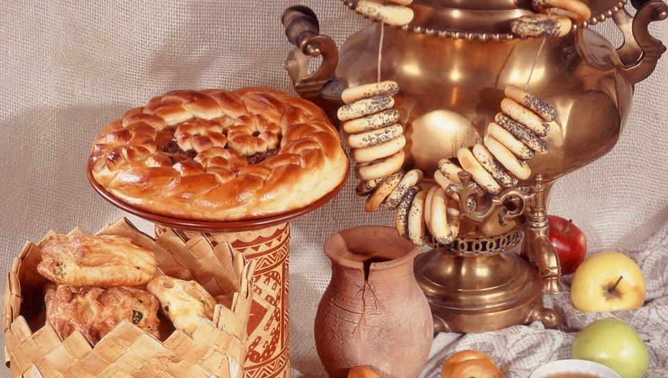 Старая русская кухня