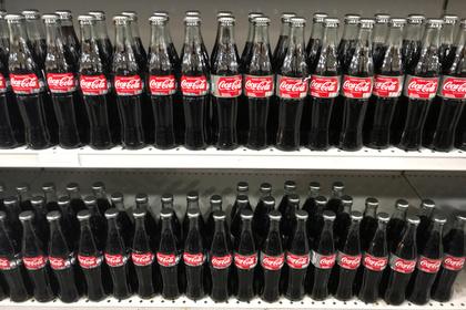 Coca-Cola выпустит газировку со вкусом активированного угля