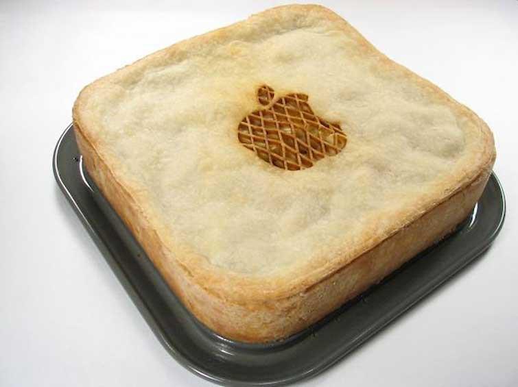 """""""АйПай"""", или """"Внутри тоже яблоки"""" выпечка, красивая еда, кулинария, пироги"""