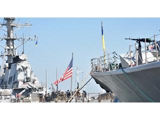 Черноморцы загнали НАТО в устье Дуная