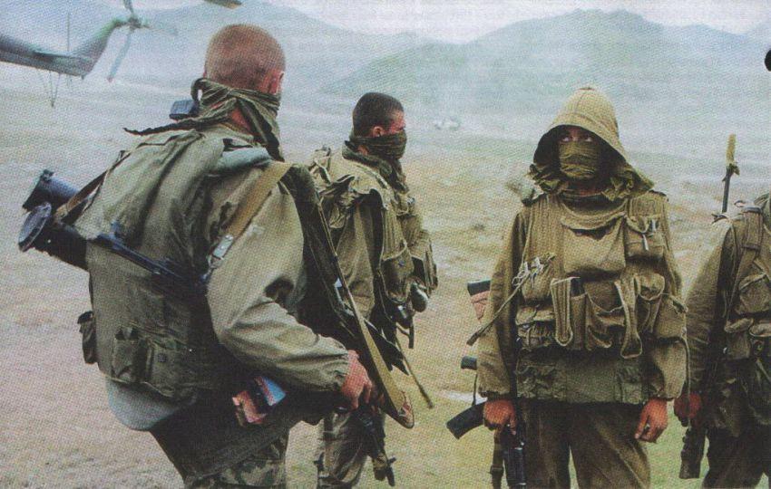 Бой за высоту Ослиное Ухо между ваххабитами и десантниками федеральных сил в августе 1999 года