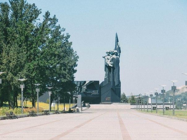 Довоенный Донецк.
