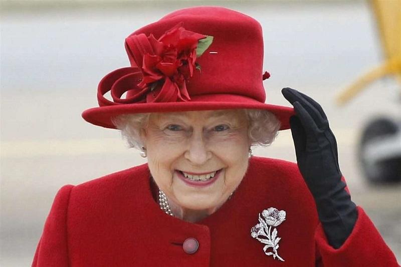 Странные привычки британской королевы