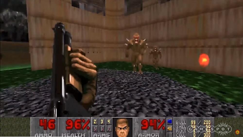 Создатель Doom выпустил новый уровень легендарной игры