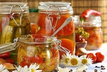 Советы по консервированию фруктов и овощей