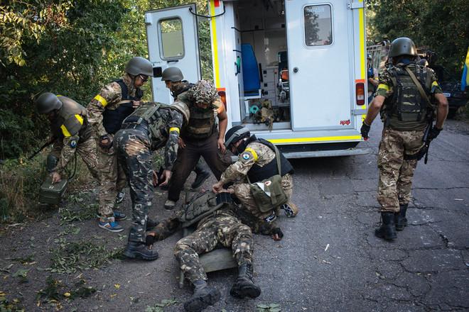 Кто виноват в расстреле отступавших ВСУшников под Иловайском