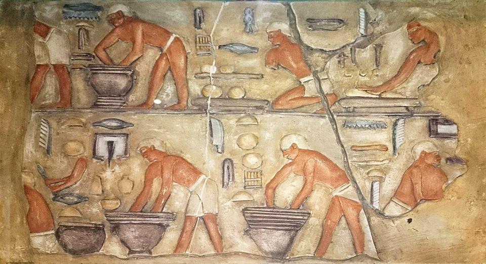 В Египте найдены древнейшие …