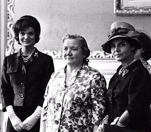 Маленькие тайны жен советских вождей