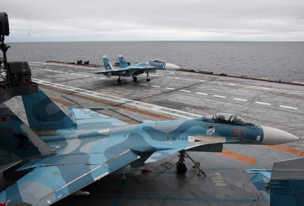Россия продолжает антитеррористическую операцию в Сирии