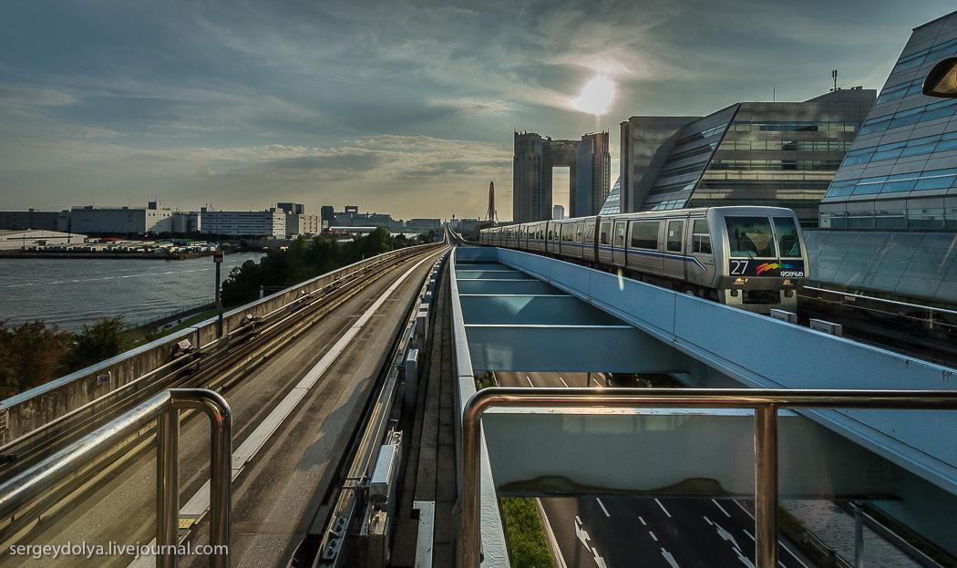 Разочаровавший Токио.   Рассказ известного блогера РФ
