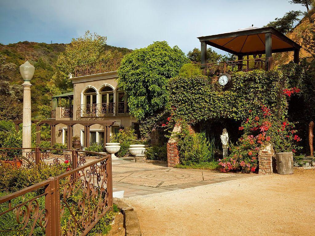 Дома знаменитостей, в которых можно пожить во время отпуска