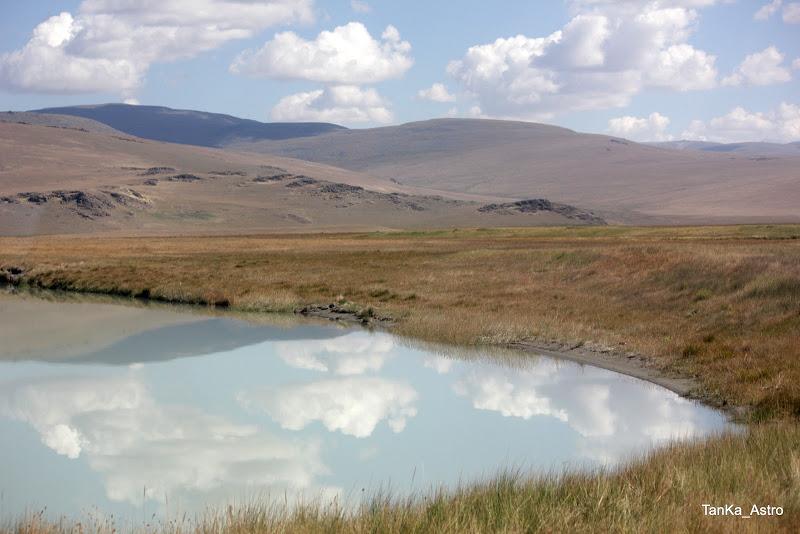 Прозрачный мир плато Укок