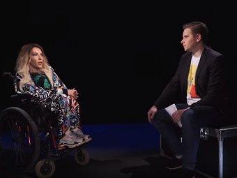 """Самойлова в откровенном интервью """"сдала"""" Первый канал"""