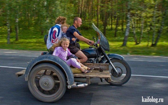 Дураки на дорогах (55 фото)