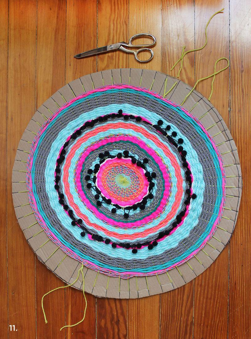 Плетение своими руками из ткани