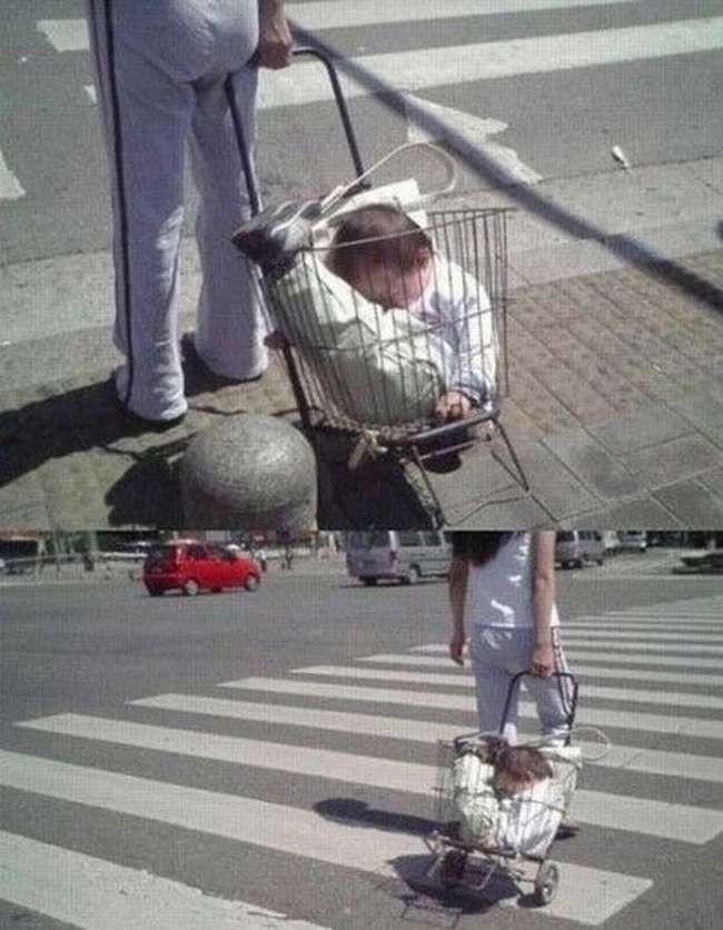 2. Мамаша, это же ребенок, а не игрушка! мать, поведение, ужас