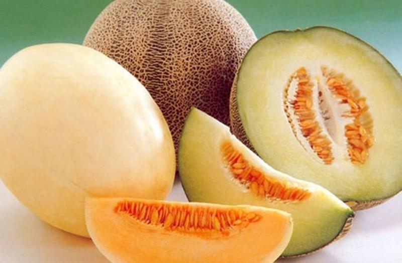 3. Устраняет избыточный вес дыня, еда, здоровье, факты, фрукты