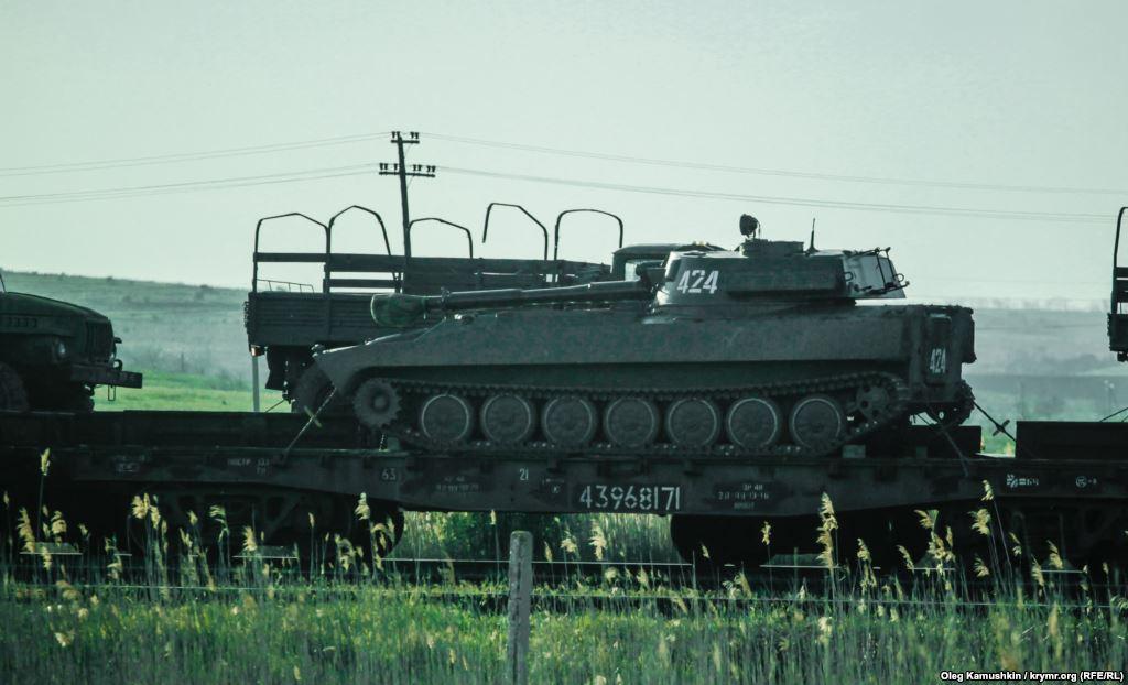 В Украине бьют тревогу: 230-240 тысяч российских военных готовы к наступлению