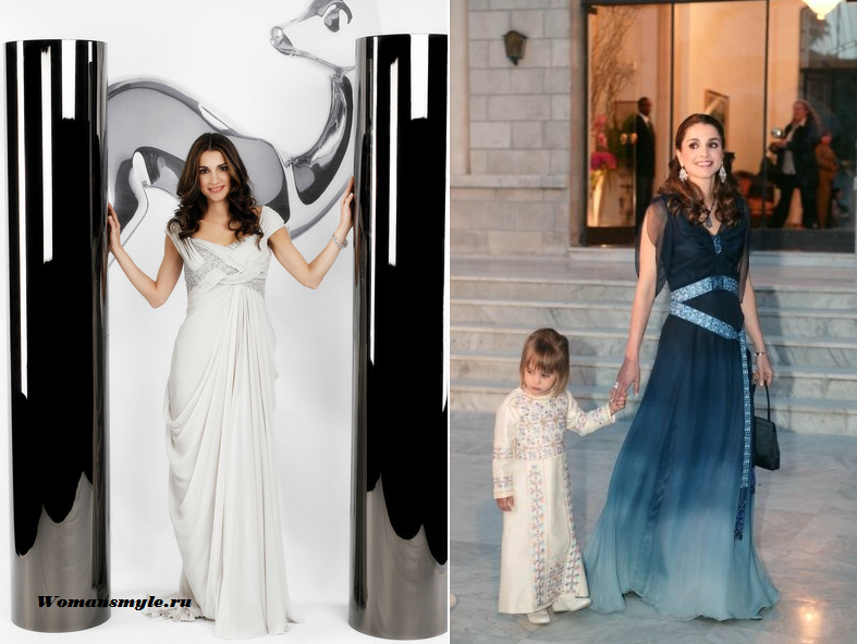 15 фактов о красавице и стильной моднице - королеве Иордании Рании Аль-Абдалла