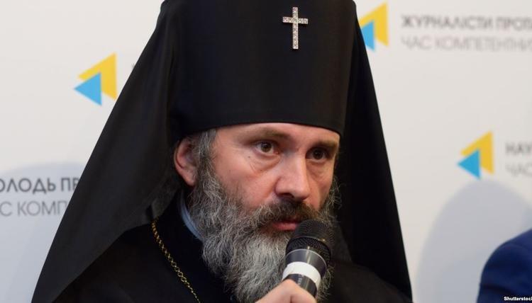 Архиепископ «новой украинской церкви» задержан полицией в Крыму