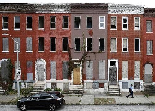 Project Chesapeake: Почему умирают американские сообщества?