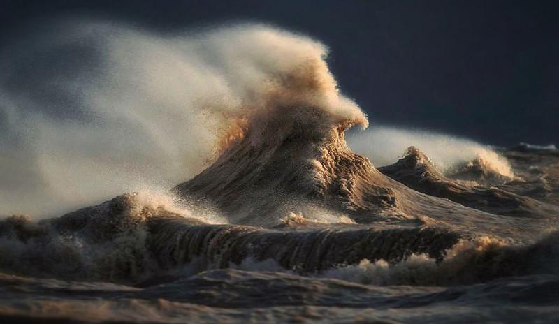 Проклятие Великих озер  озеро, фотосессия, эри