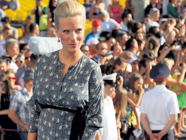 Анна Слю: Подружившись с Гай Германикой, я стала похожа на тупую блондинку!