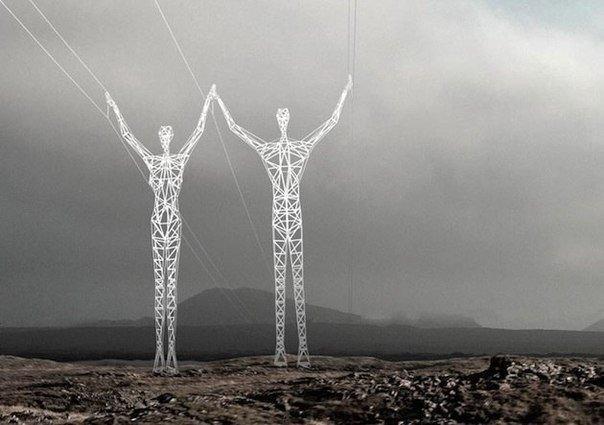 Электрические гиганты Исландии
