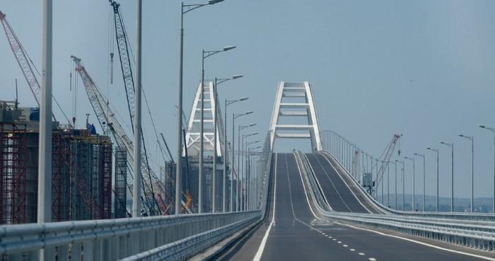 Мостик поделился полномочиями: Теперь кот - не единственный, кто отвечает за Крымский мост