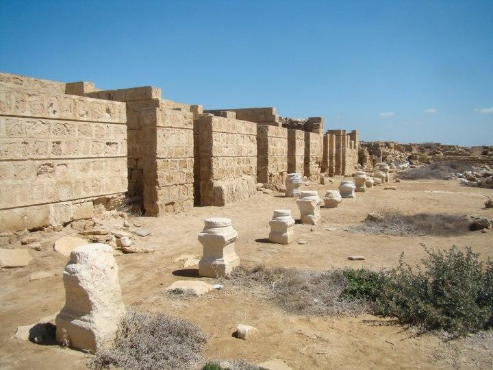 Руины Абу-Мена, Египет